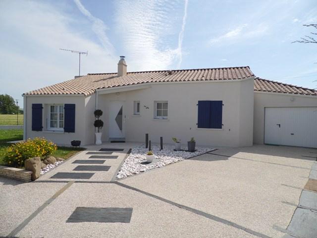 maison/villa st michel en l herm Confort et prestations de qualité !