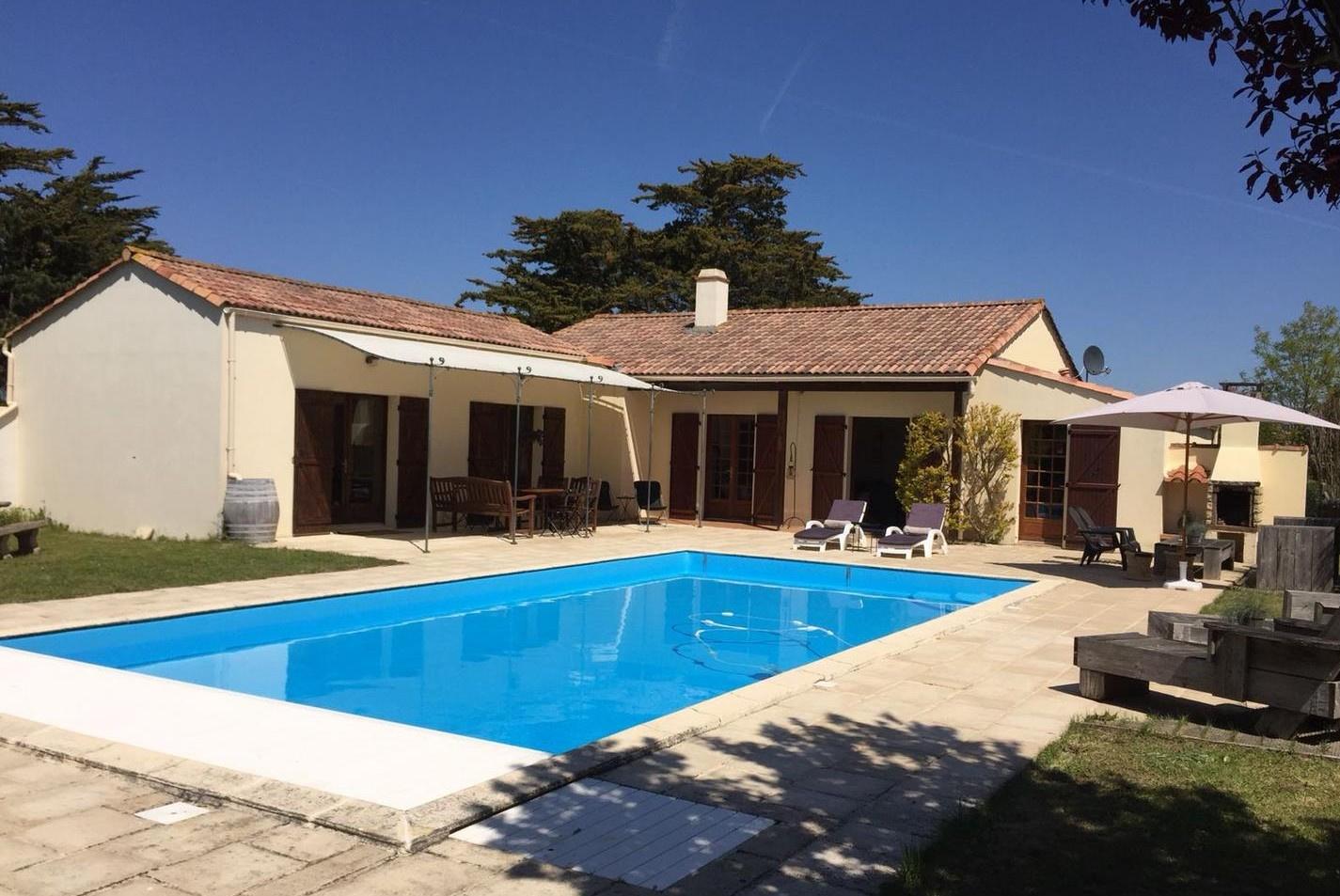 maison/villa jard sur mer Villa 5 pièces avec piscine à Jard sur mer