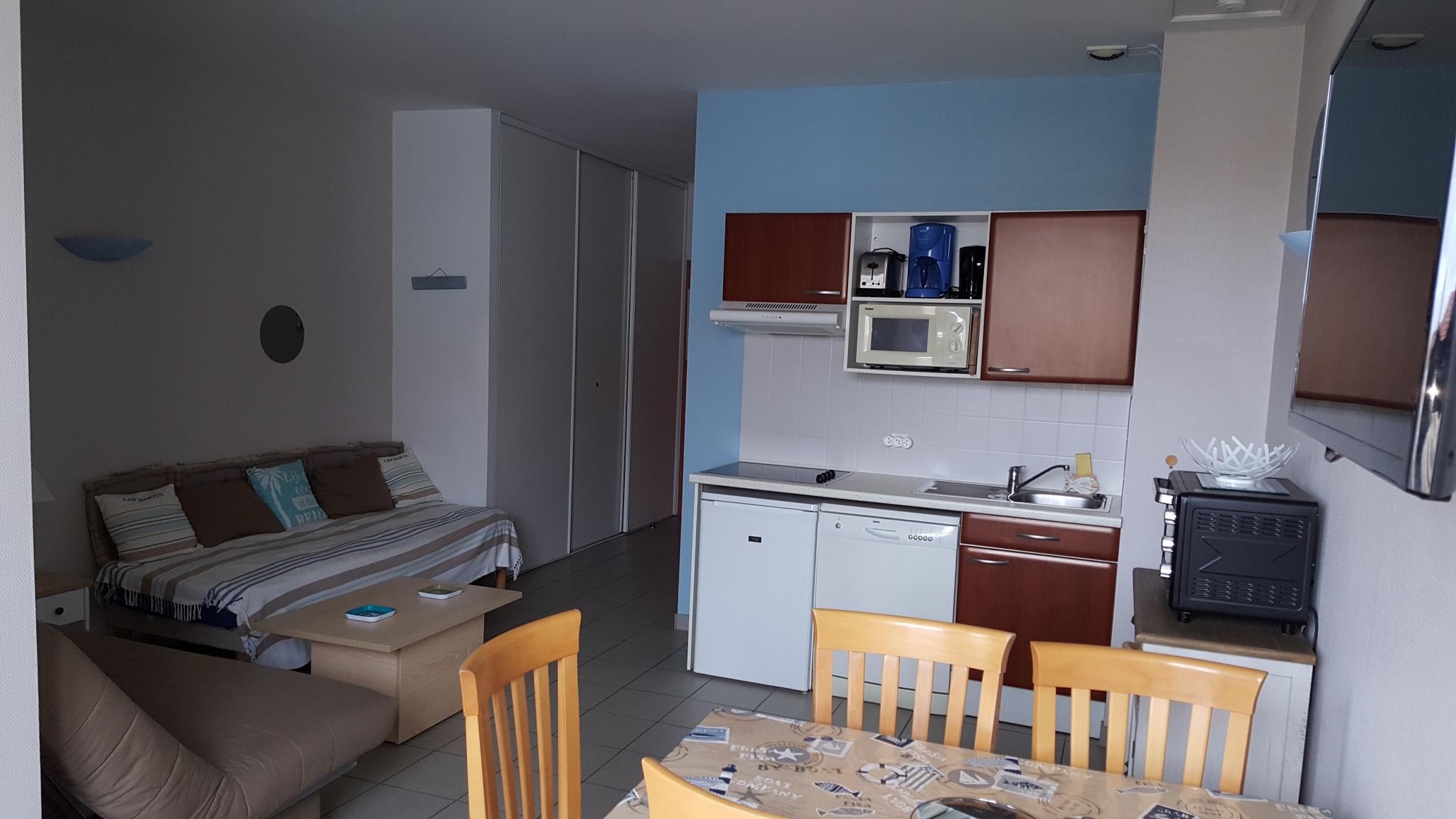 appartement la tranche sur mer Appartement en front de mer
