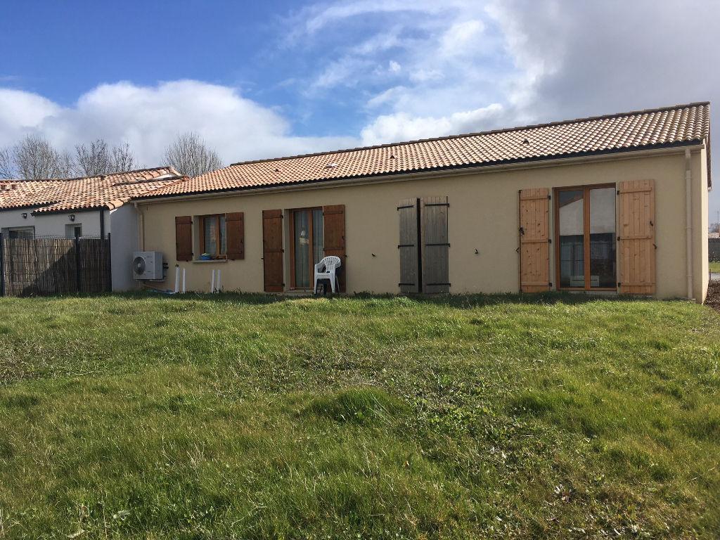 maison/villa le bernard Maison familiale 4 chambres ...